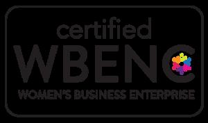 WBENC Certified Logo