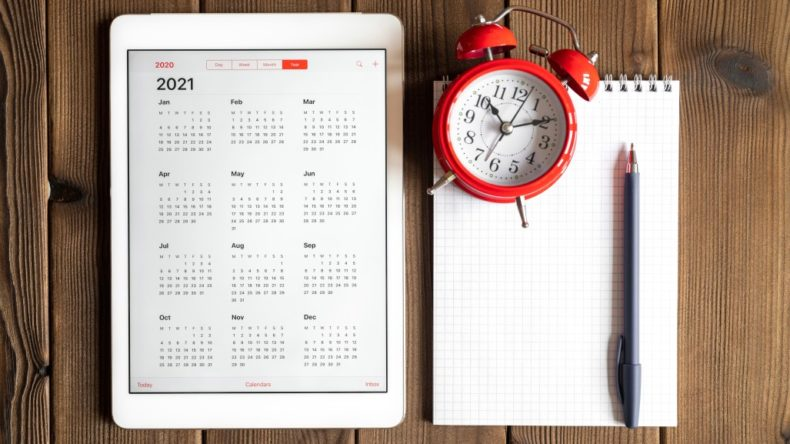 2021 tax calendar for small business owners, non-profits, and individuals